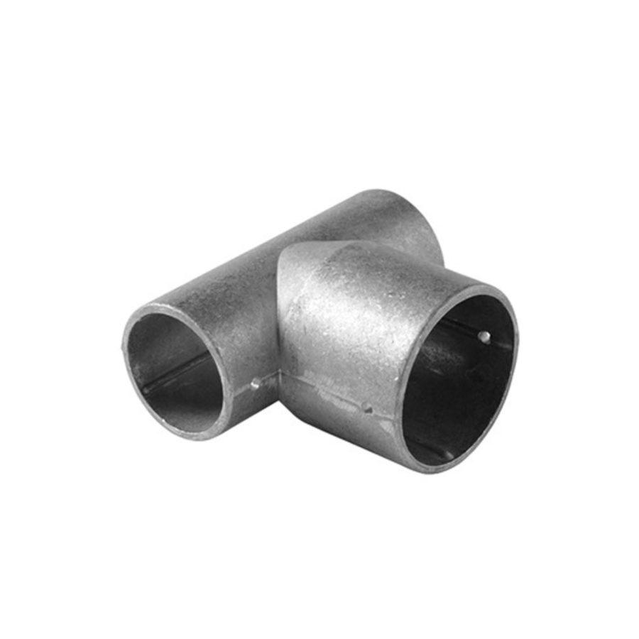 Aluminium-T-kop-60x42