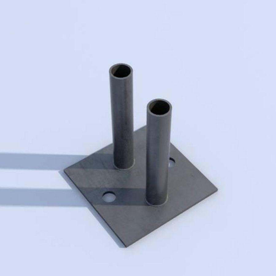 bouwhek-voetplaat-klein